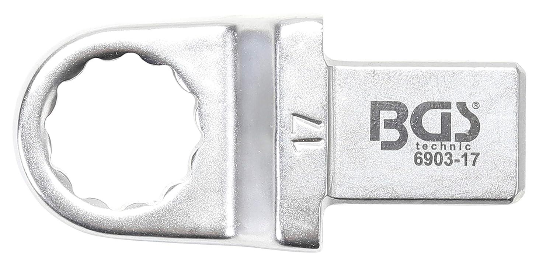 BGS technic 6903-17 Chiave ad anello ad innesto 14 x 18 mm 17 mm