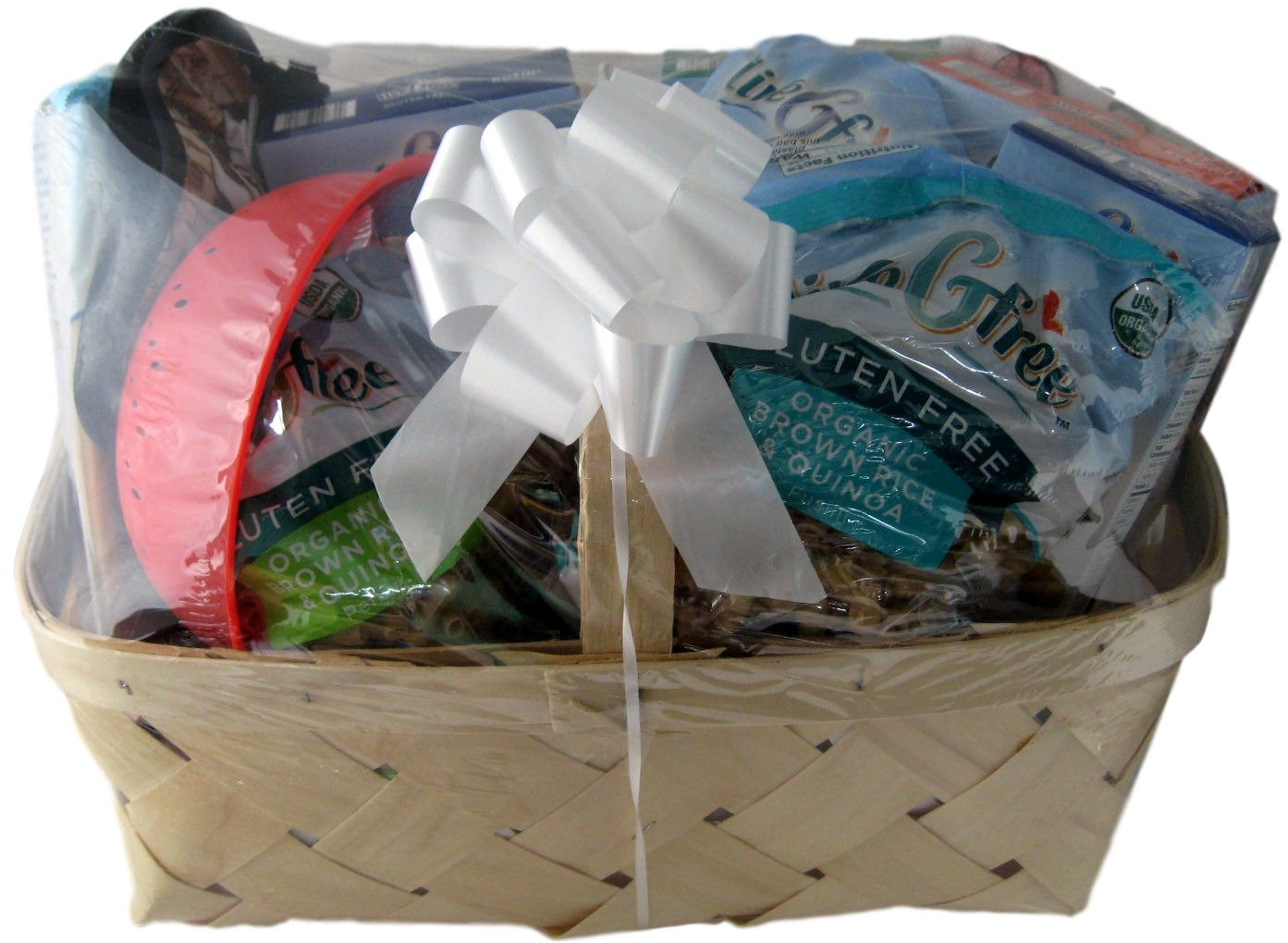 Amazon huge pasta lovers gluten free sampler gift basket amazon huge pasta lovers gluten free sampler gift basket gourmet noodles macaroni cheese spaghetti and organic quinoa rice grocery gourmet food negle Images