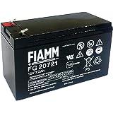 FIAMM FG20721 - Batería de plomo (7 Ah, 12 V)