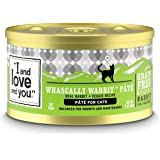 """I and love and you"""" Naked Essentials Canned Wet Cat Food - Grain Free, Canned Stew and Pate (Variety of Flavors)"""