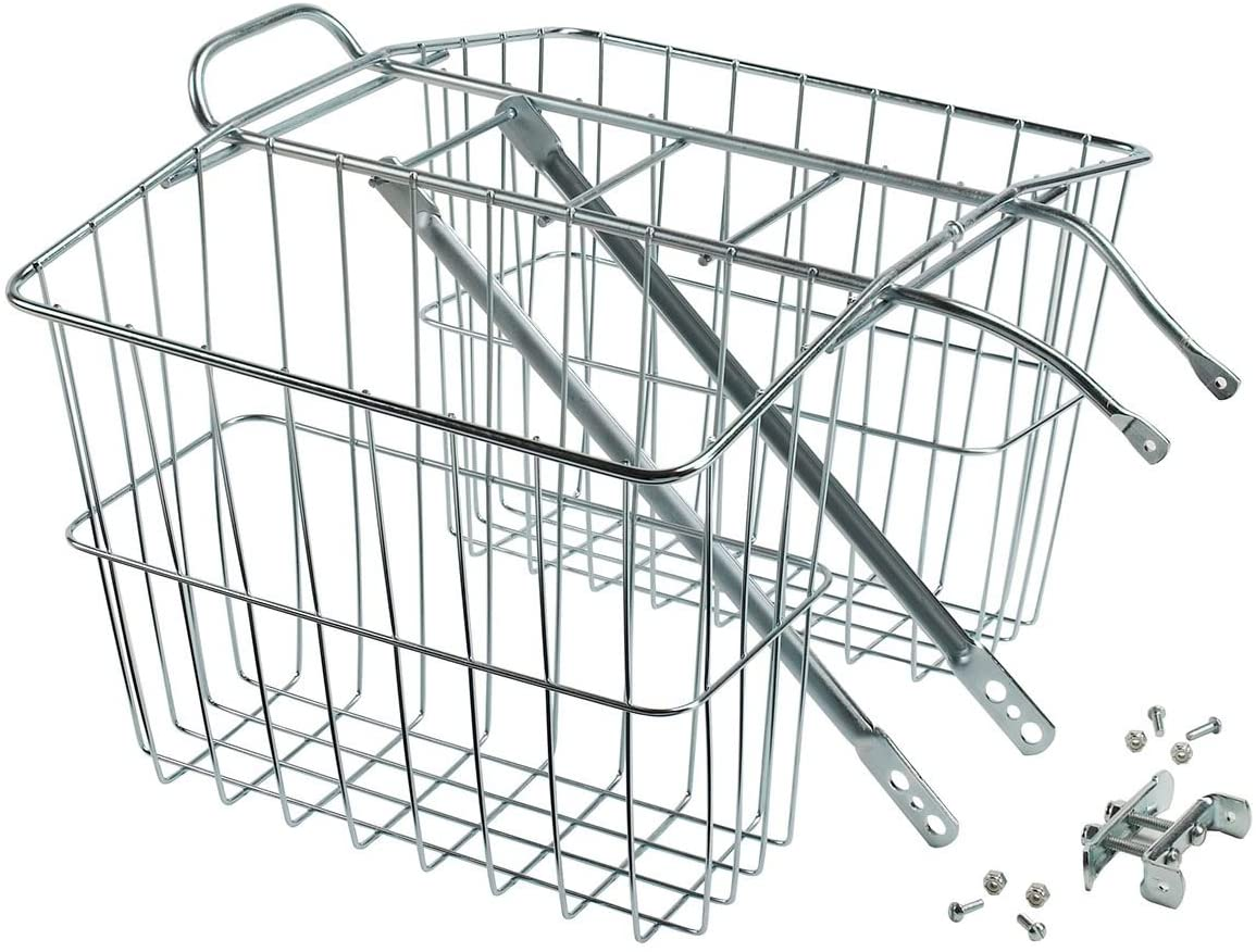 Wald Rear Bicycle Carrier Basket