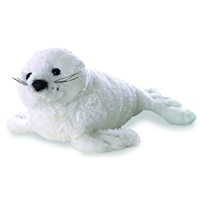"Aurora - Mini Flopsie - 8"" Harp Seal: Toys & Games"