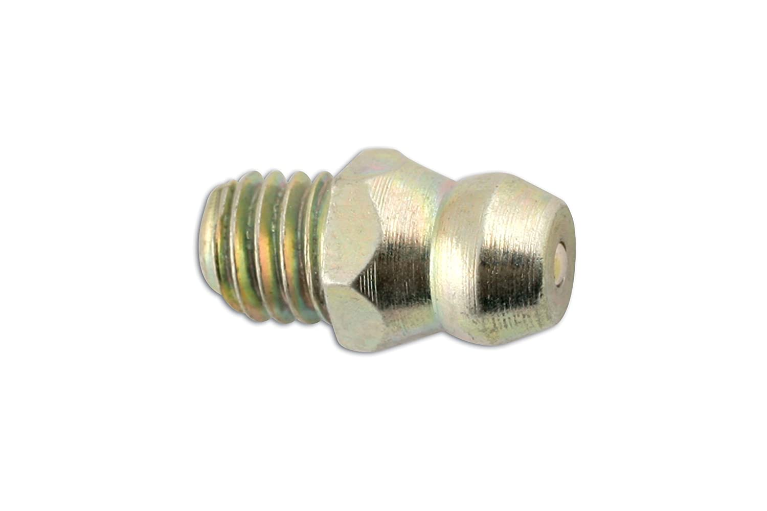 Connect - 31211 Straight Grease Nipple M8 x 1.0mm Pack 50 The Tool Connection Ltd