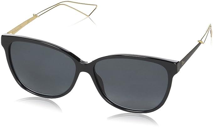 8d35f02e43777 Dior DIOR CONFIDENT 2 BLACK ROSE GOLD GREY SHADED women Sunglasses ...