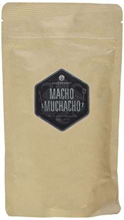 71e19222abd106 Texmex/Mexikanisches BBQ-Rub Macho Muchacho, 250gr: Amazon.de ...