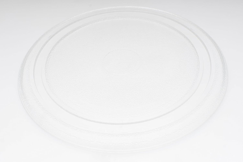Glasteller Ø 273mm für Mikrowelle 480120101083 Bauknecht Whirlpool Drehteller