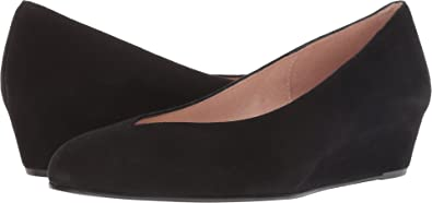 eb6dad5baa44d Amazon.com | French Sole Womens Cubic Wedge Heel | Shoes