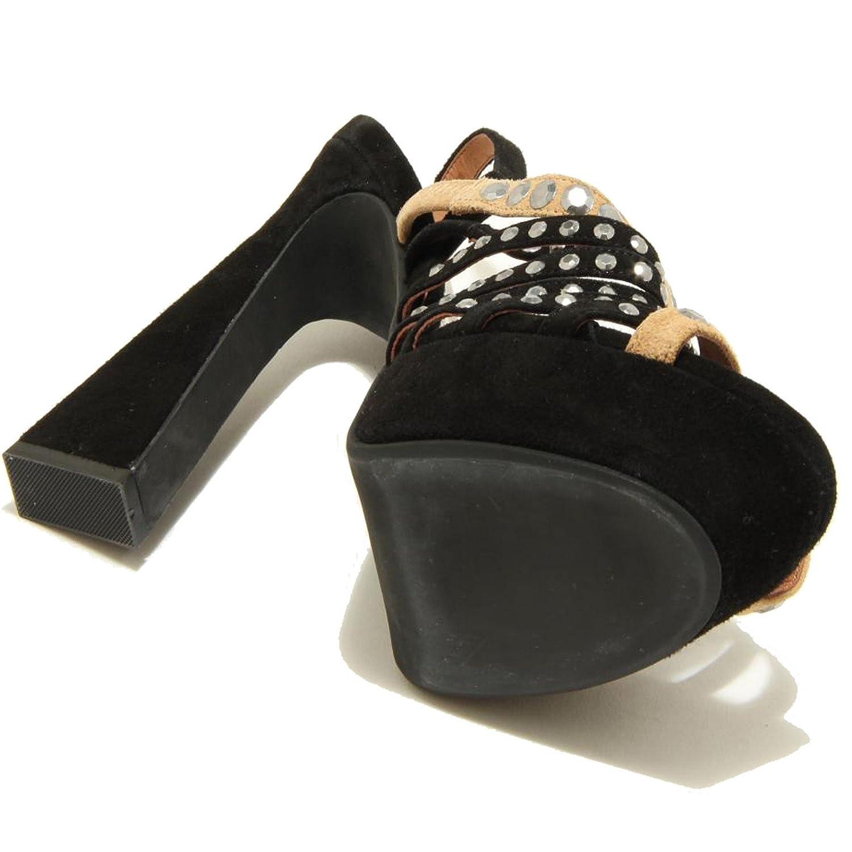 ... Jeffrey Campbell 7847F Schuhes Sandaleo Nero VERBIRA-ST Scarpa  Damenschuhe Schuhes 7847F Damens Nero 9c42c9 ... 6fcb52d1a4