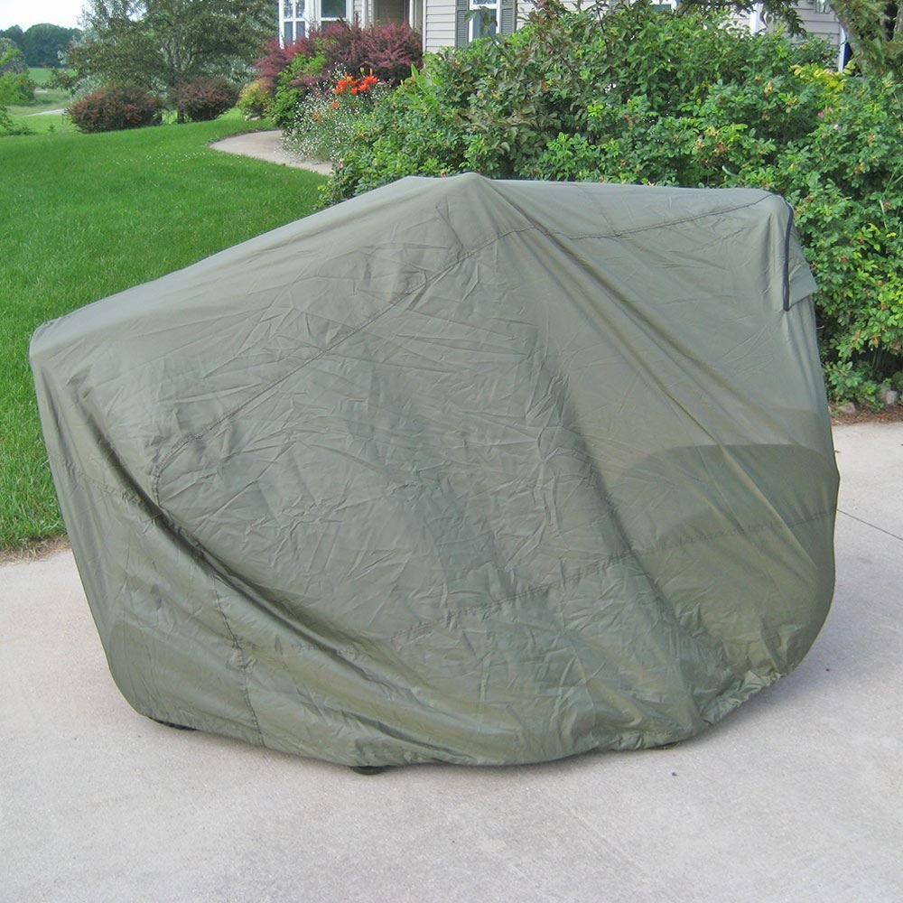 Apex Rage Powersports 62413 Garden Tractor Cover by Apex (Image #2)