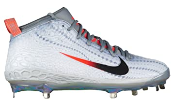 b9def58c2 Amazon.com  NIKE Men s Force Zoom Trout 5 Baseball Cleats