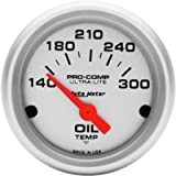 Automotive Replacement Oil Temperature Gauges