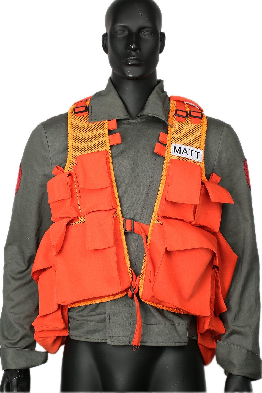 Pluscraft Matt Vest Cosplay Costume accessories Props by Pluscraft (Image #1)