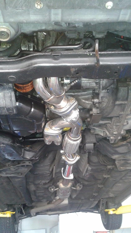 FOR 2003-2006 TIBURON RACE V6 3-1 SSAC HEADERS XS-POWER