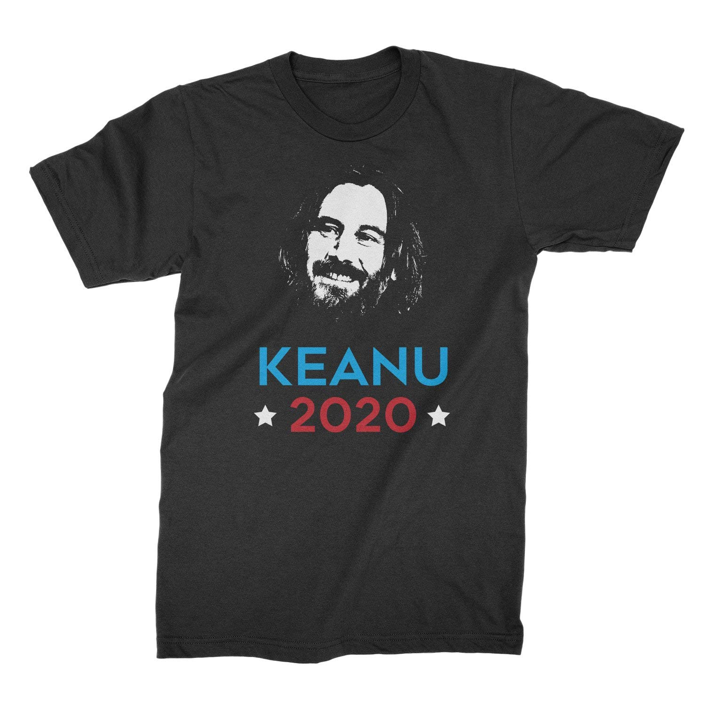 We Got Good Keanu 2020 Shirt Keanu For President Keanu Breathtaking Shirt