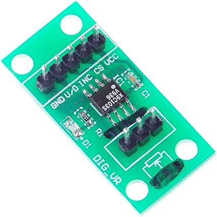 KNACRO X9C103S Digital Potentiometer Module for Arduino 4350281132