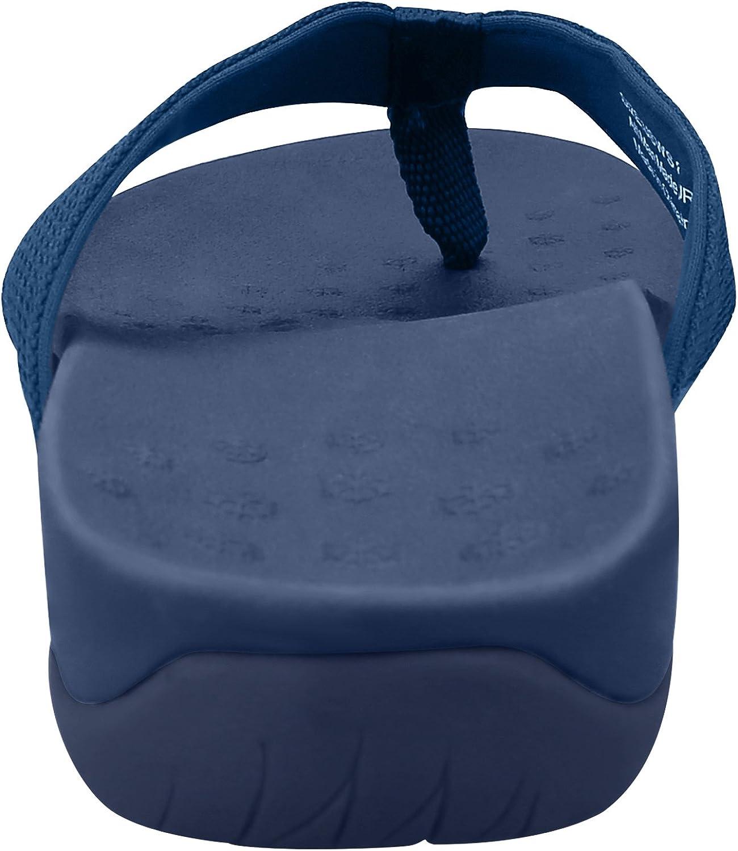 Sessom/&Co Tongs orthop/édiques pour Femmes Pantoufles en Caoutchouc Sandales orthop/édiques Confortables pour soulager la Douleur au Pied