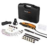 Tacklife RTD35ACL Advanced Multifunktionswerkzeug mit 80 Zubehör und 3 Aufsätzen zum beliebten Allrounder für Hand- und Heimwerker -Ein Ideales Geschenk für Vatertag