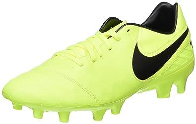 official photos c9e1e 17281 Nike Tiempo Mystic V Fg, Chaussures de Football Homme, Jaune (Volt Gelb