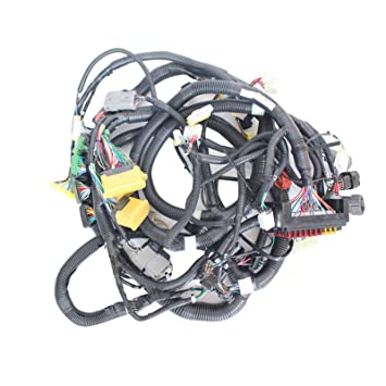 71IznHDRIyL._SY355_ amazon com sinocmp 20y 06 31110 internal wiring harness (old) for Largest Komatsu Excavator at couponss.co