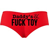 Knaughty Knickers Daddys Little Lil Fuck Toy Fucktoy DDLG BDSM Owned Boyshort