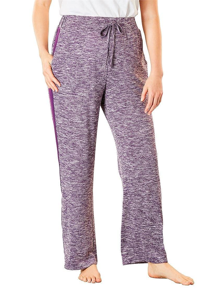Dreams & Co. Women's Plus Size Lounge Pant