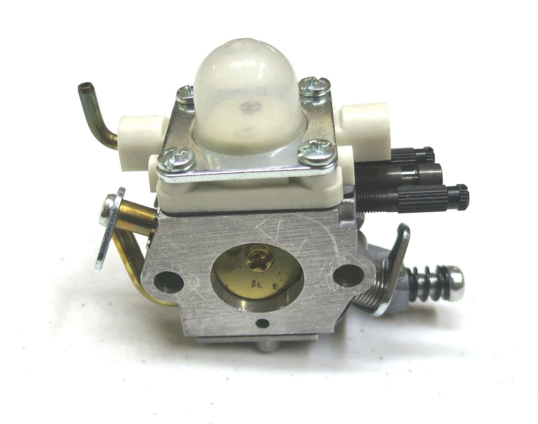 The Rop Shop Oem Zama C1m K37d Carburetor Carb Echo Pb Genuine Mtd Troybilt 7531225 X3 4600 46ht 46ln 460ln 461ln Garden Outdoor
