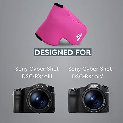 Megagear Sony Cyber Shot Dsc Rx10 Iv Dsc Rx10 Iii Kamera