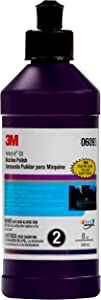 3M Perfect-It EX Machine Polish, 06093, 8 fl oz