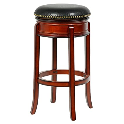 Amazoncom Mintra Corporation Bristol Swivel 29 Inch Counter Stool