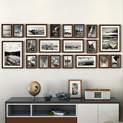 Amazon com - Picture Frames Living room combination Picture Photo