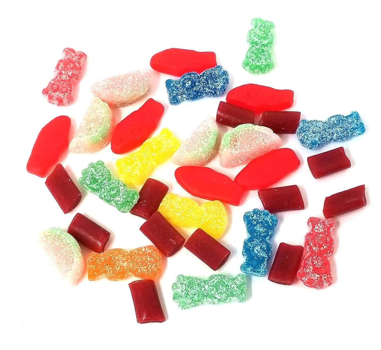 Twizzlers - Paquete de 100 bolsas de tamaño snack para niños ...