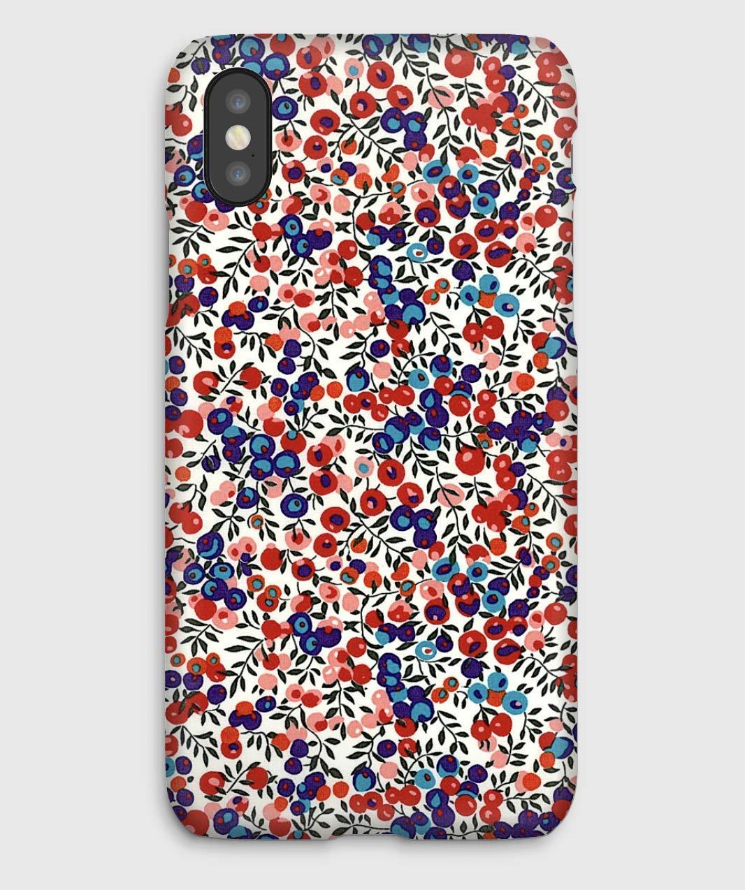 Wiltshire A, coque pour iPhone XS, XS Max, XR, X, 8, 8+, 7, 7+, 6S, 6, 6S+, 6+, 5C, 5, 5S, 5SE, 4S, 4,