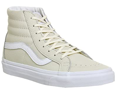 6898332935 Vans Damen Turtledove Beige   True Weiß SK8-Hi Reissue Sneakers ...