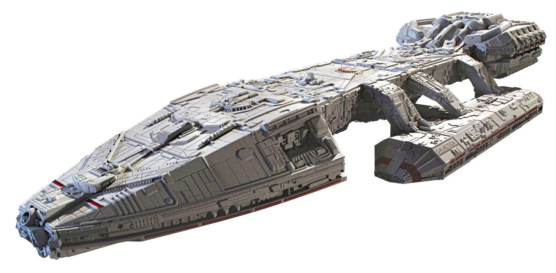 Battlestar Galactica Original Prefinished Model Kit