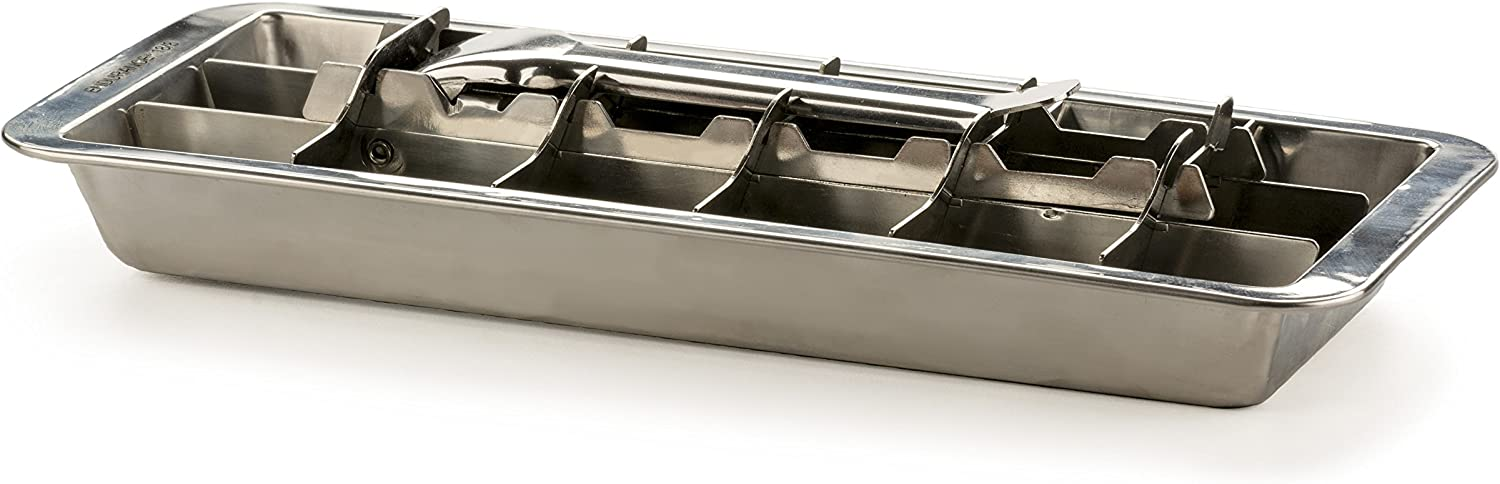 """RSVP International Endurance Vintage Inspired Ice Cube Tray, 11"""" 