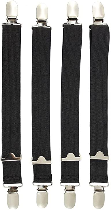 Infinity Belt Boot Band Women/'s Boot Straps for Smooth Tucked In Look