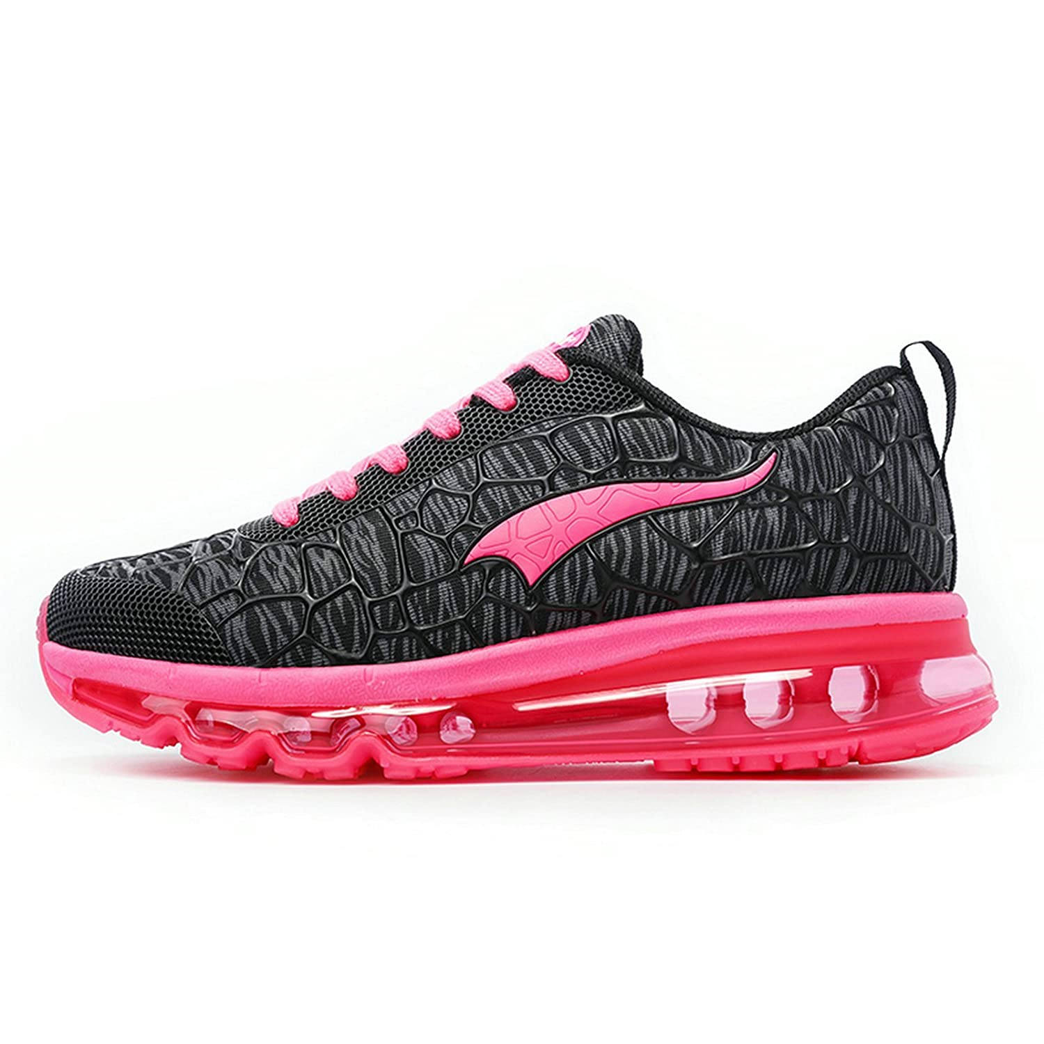 ONEMIX Women's Air Cushion Running Shoes Lightweight Walking Jogging Gym  Outdoor Exercise Drive Athletic Sneakers