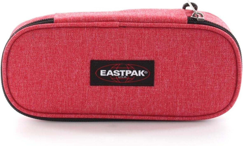 Eastpak Oval Single Estuche, Diseño Eat Lobster, Color Rojo: Amazon.es: Equipaje