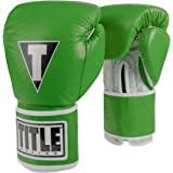 TITLE Limited Pro Style Leather Training Gloves