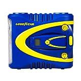 GOOD YEAR 固特异 GY-2509 车载充气泵 预设胎压数控自动充气机 蓝色