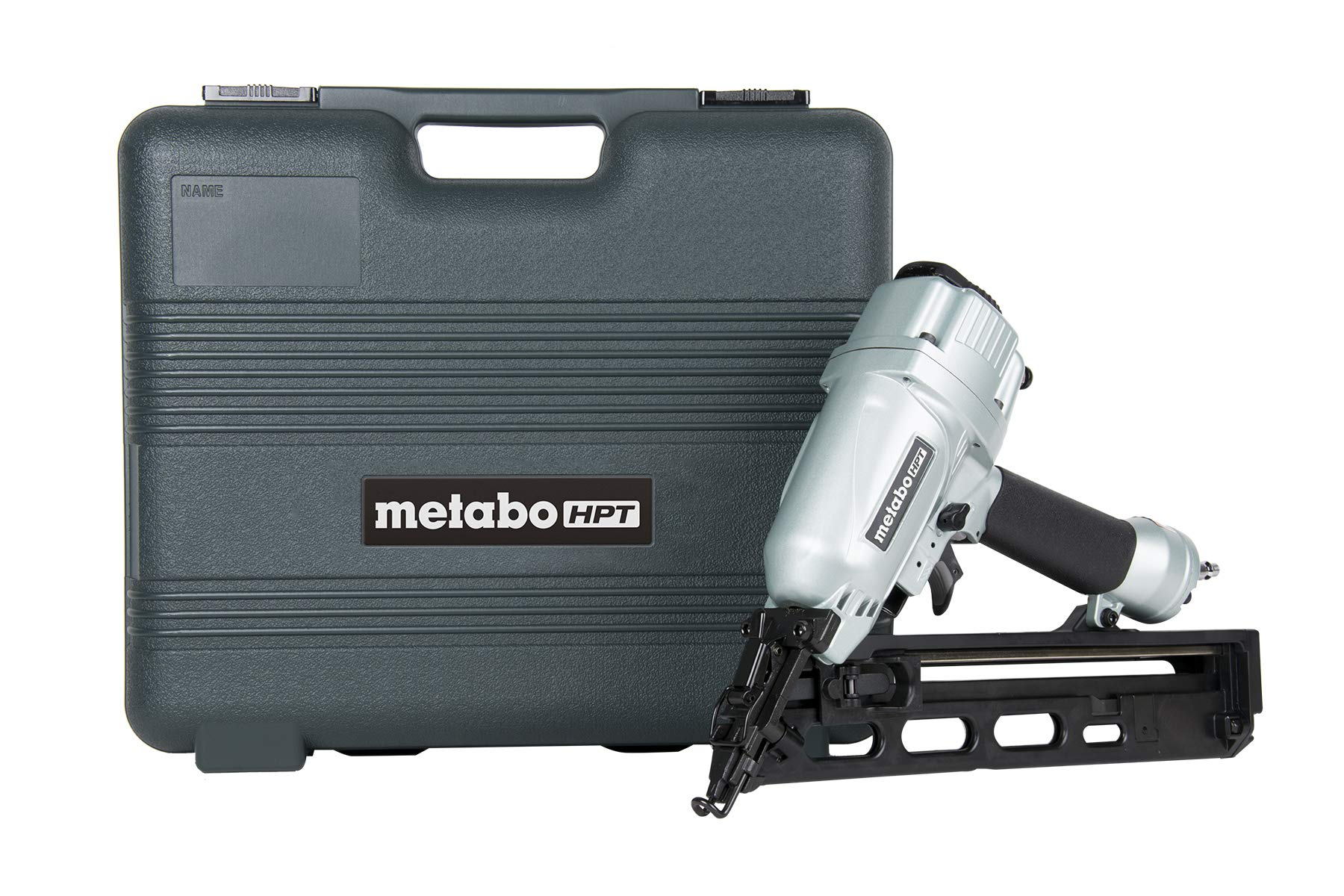 Clavadora Neumatica : Metabo HPT NT65MA4 Pneumatic Angled...