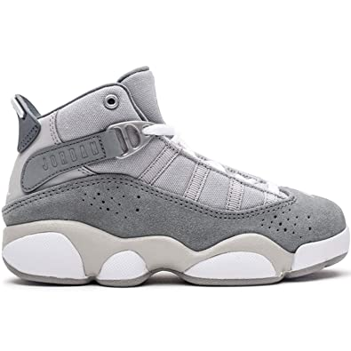 buy online f739f 7e84b Jordan 6 Rings Little Kids