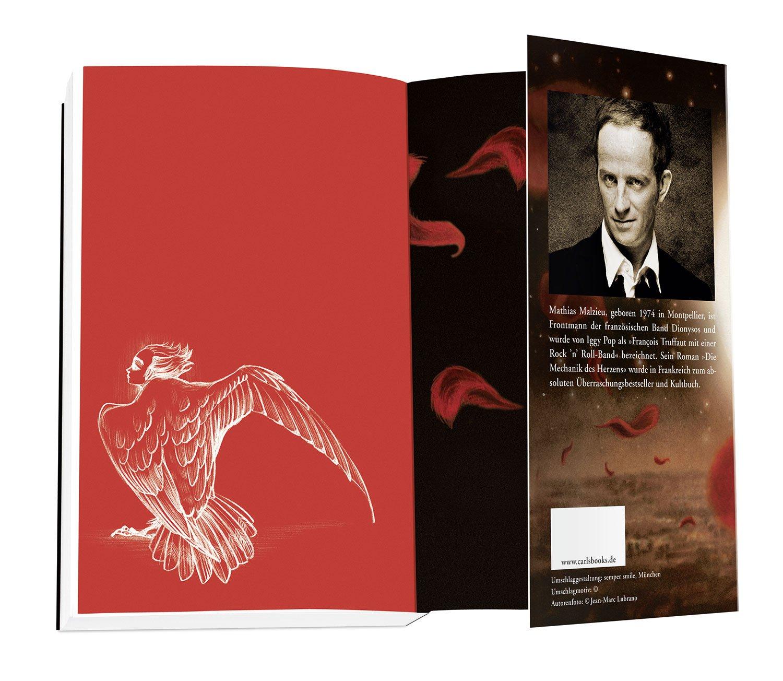 Metamorphose Am Rande Des Himmels: Roman: Amazon: Mathias Malzieu, Sonja  Finck: B�cher