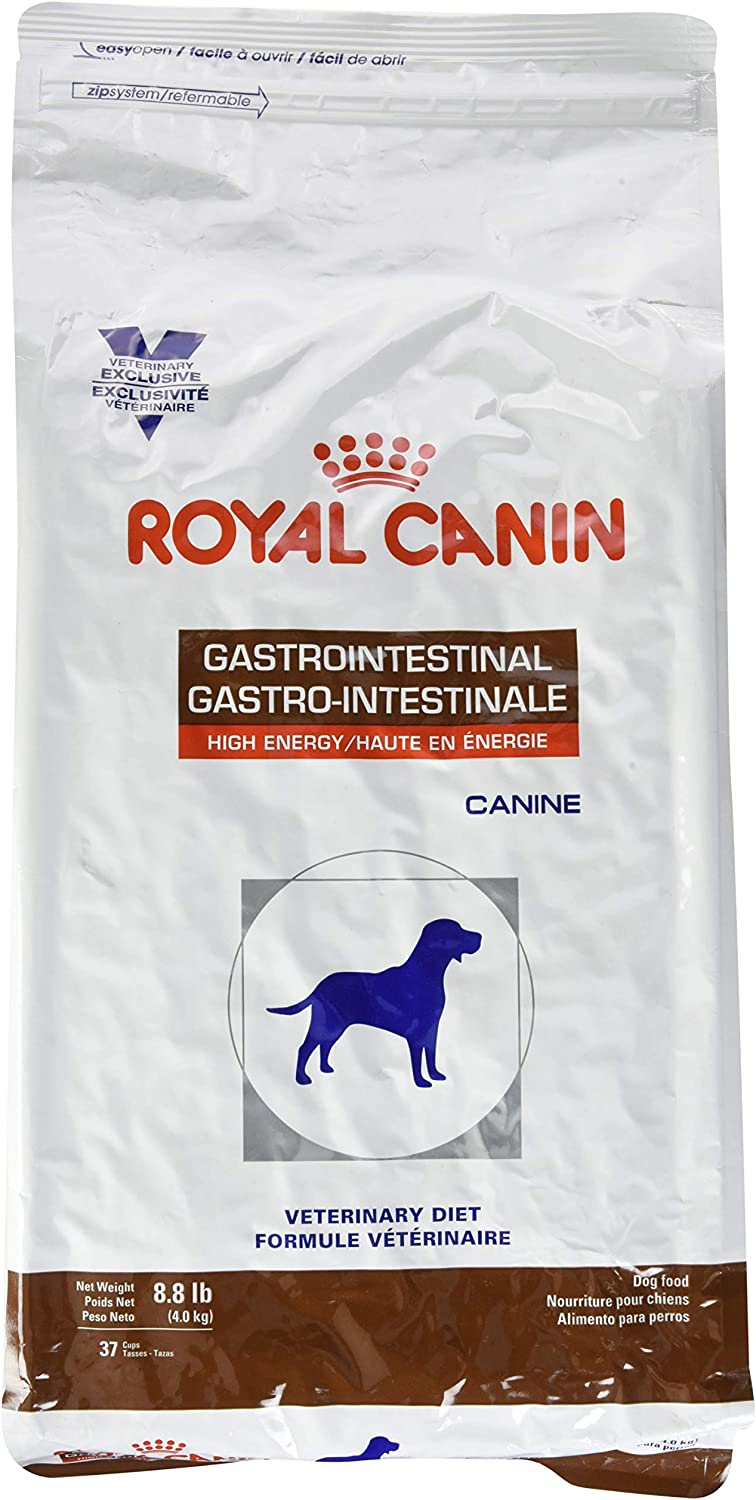 Royal Canin Veterinary Diet Canine Gastrointestinal High Energy Dry Dog Food, 8.8 lb
