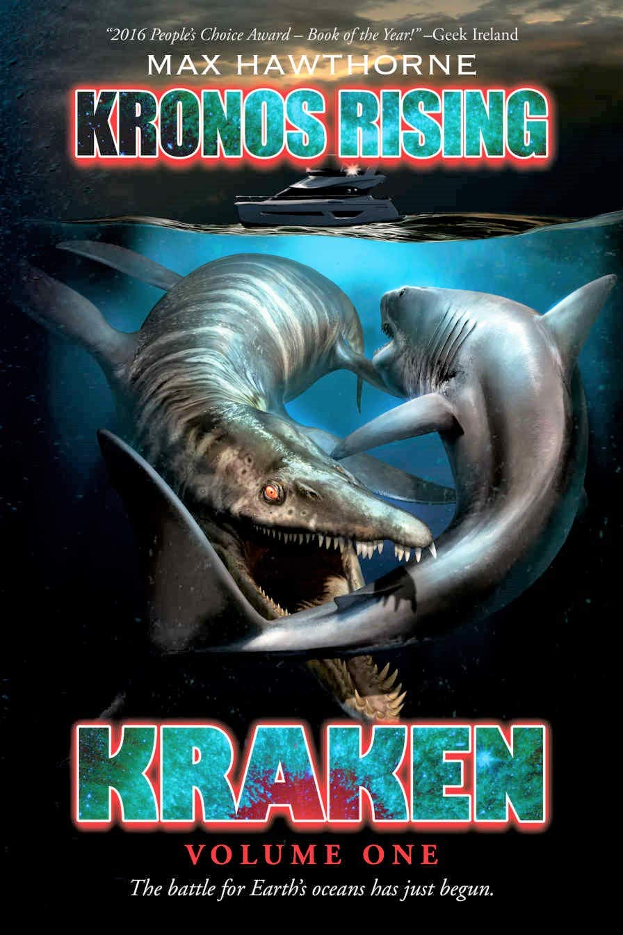 KRONOS RISING: KRAKEN (volume 1 of 3): The battle for Earth's oceans has just begun. por Max Hawthorne