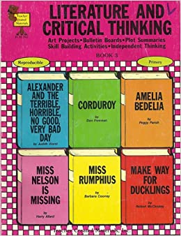 critical thinking in literature Definitions of critical thinking, its elements, and its associated activities fill the educational literature of the past forty years critical thinking has been described as an ability to question to acknowledge and test previously held assumptions to recognize ambiguity to examine, interpret, evaluate, reason, and reflect to make.