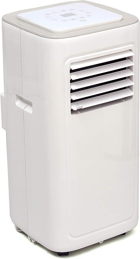 MyWave MWAC-7K Aire Acondicionado Portatil De 1750 Frigorías, 3 en 1: Ventilador, Deshumidificador y Refrigerador con Control Remoto: Amazon.es: Hogar