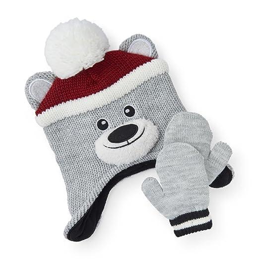 ac6f42caca8e7 Amazon.com: The Children's Place Boys' Cold Weather Set: Clothing
