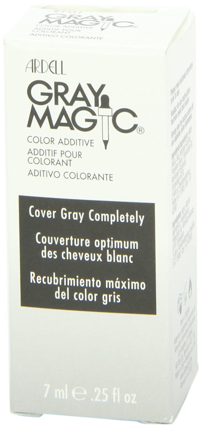 Amazon Ardell Hair Color Bottle Gray Magic 025 Ounce Hair