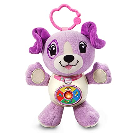 Amazon Leapfrog Sing And Snuggle Violet Toys Games